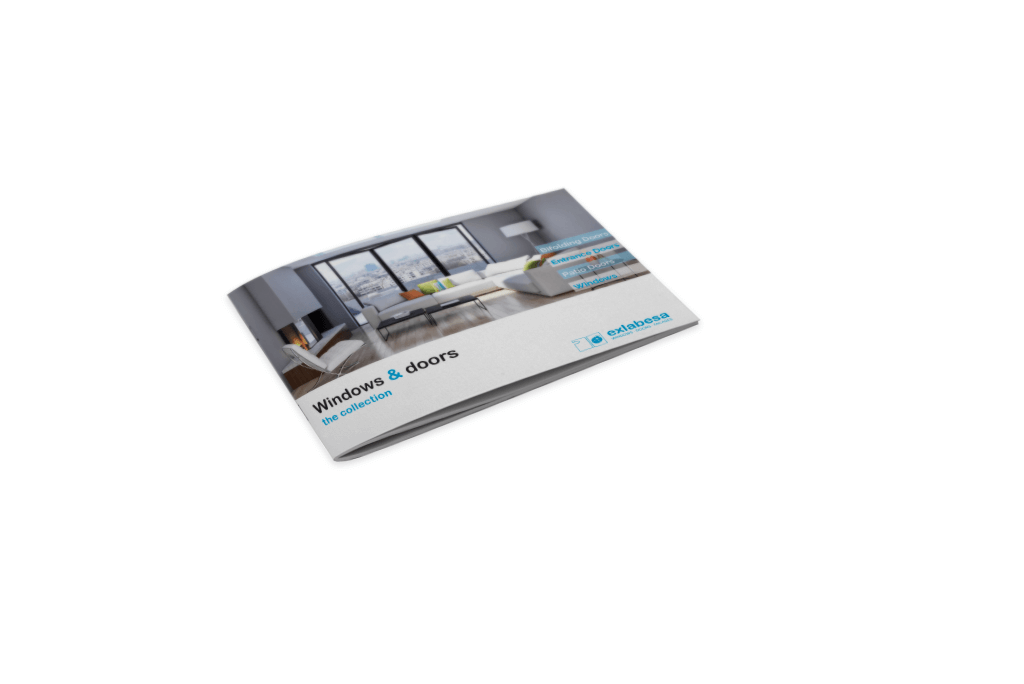 Windows and Doors brochure